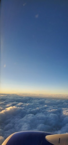 Above The Clouds by M-S-B